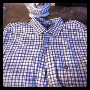 Polo Ralph Lauren plaid button down shirt 👔